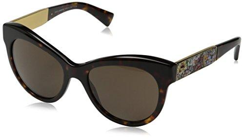 Dolce & Gabbana Sonnenbrille 4215 502_73 (53 mm) havanna