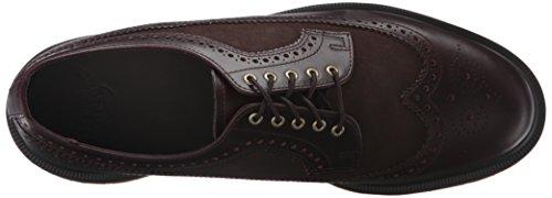 Dr. Martens 3989 Charro, Chaussures à Lacets Homme marron foncé