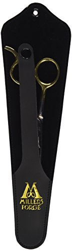 Millers Forge Feather Light 88 Filipino-Schere, gerade, 21 cm -