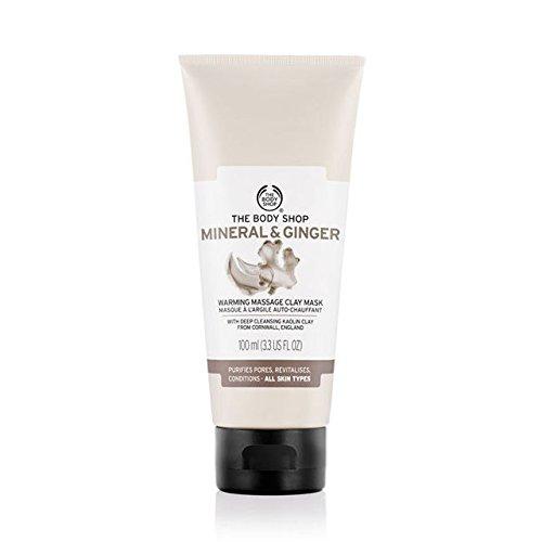 Le Body Shop Masque Minéral réchauffant 100ml TOUS TYPES DE PEAUX / The Body Shop Warming Mineral Mask 100ml FOR ALL SKIN TYPES