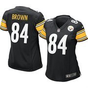 Nike - PIT NFL NIKE GAME TEAM JERSEY - Maillot