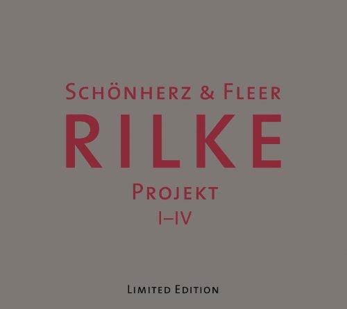 Preisvergleich Produktbild Rilke Projekt, I - IV (Limited Edition)
