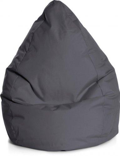 Sitzsack Brava Bean Bag XL ca. 220 Liter anthrazit