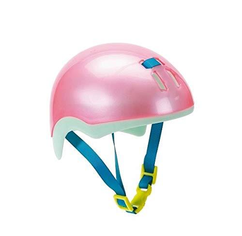 Zapf Creation 827215 Baby Born Play&Fun Fahrradhelm 43cm, rosa, Mint