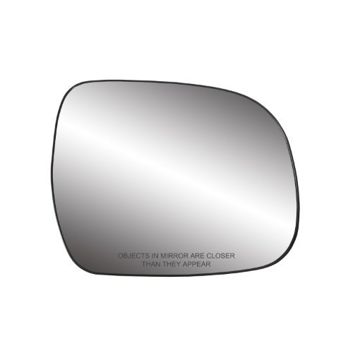 fit-system-30224-toyota-highlander-right-side-heated-power-replacement-mirror-glass-with-backing-pla
