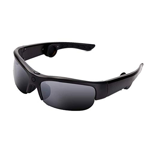 Yuany Knochenübertragung Bluetooth Brille Headset Knochenerkennung Bluetooth Headset Knochenübertragung Intelligente Sonnenbrille