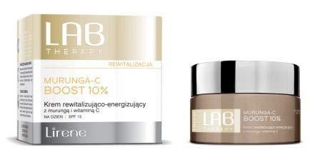 Lirene LAB Therapy Murunga-C BOOST 10% Crème de jour SPF 15