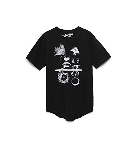 Herren T-Shirt LRG Light T-Shirt Black