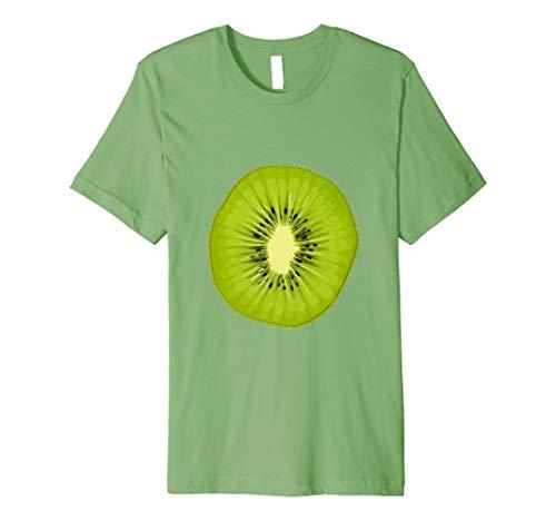 Kiwi Kostüm T Shirt Lustiges Halloween Hemd Frauen Männer T