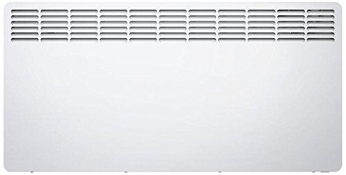 STIEBEL ELTRON elektronisch geregelter Wandkonvektor CNS 250 Trend, 2.5 kW, für ca. 25 m², LC-Display, Wochentimer, Offene-Fenster-Erkennung, 236529