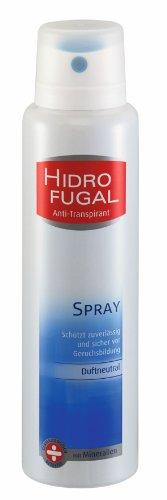 Nivea Hidrofugal Deo Antitranspirant Classic Spray, 4er Pack (4 x 150 ml)
