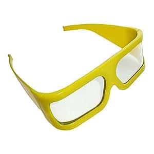 Lunettes 4D, ligne lunettes 3D polarisées, lunettes 5D, double projection lunettes stéréoscopiques gy488