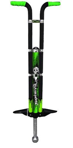 Thruster Pogo Stick Recreational Stelzen, grün (Pogo Stick Grün)