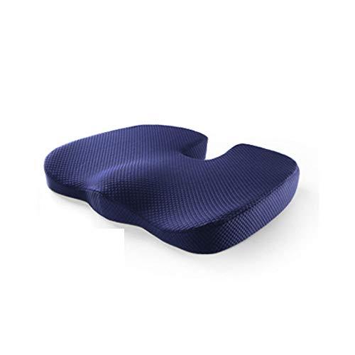 LIZHI Sitzkissen Orthopädische bewegliche Sitzpolster für Büro,