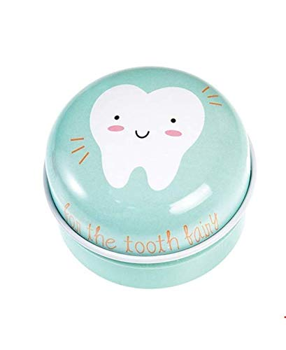 Rex London pour Enfant Blue Tooth Fairy Tin