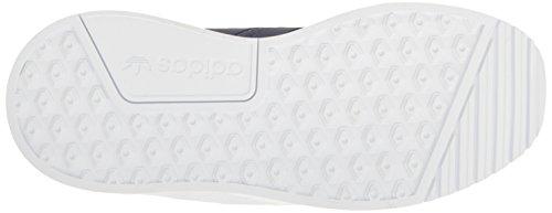 adidas X_PLR, Scarpe Running Unisex-Adulto Nero-Azzuro