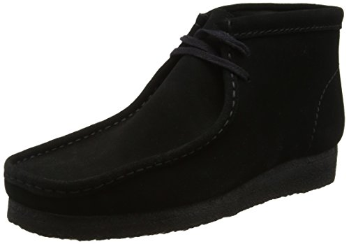 Clarks Originals Wallabee Boot, Men's Short Boots, Black (Black Natural), 11 UK...