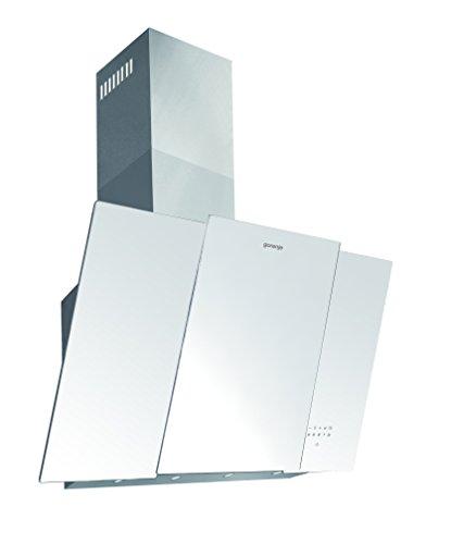 Gorenje DVG 8565 W Dunstabzugshaube / Kaminhaube / 80 cm / Power Boost Leistungsstufe / weiß