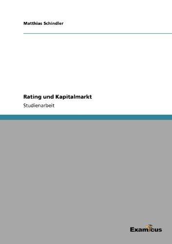 Rating und Kapitalmarkt