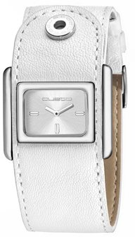 Custo Reloj analogico para Mujer de Cuarzo con Correa en Piel CU041601