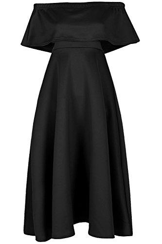 Be Jealous - Robe - Sans Manche - Femme * taille unique Noir