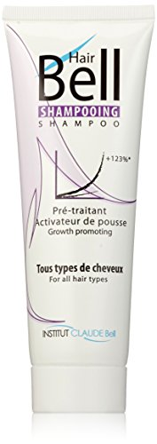 Veana Claude Bell HairBell Shampoo - Haarwachstumsbeschleuniger, 1er Pack (1 x 250 ml)