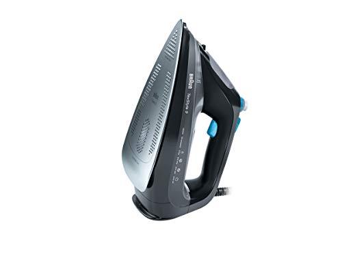Braun SI 9188 Plancha, 2800 W, Negro