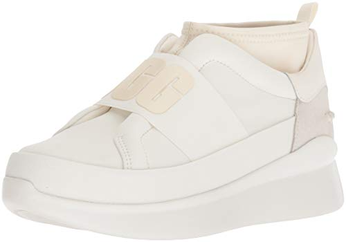 4a85bf1cd94 UGG Women's W Neutra Sneaker, Coconut Milk, 8.5 M US