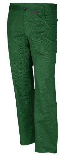 Latzhose QUALITEX 270, 5 Farben, einlauffeste Baumwolle, Größe 44-64, 90-110 98,Grün -