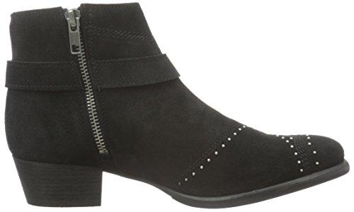 Sofie Schnoor Belt N Rivet Boot, Bottes Classiques femme Noir - Noir
