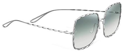 Elie Saab Sonnenbrillen 003/S Palladium/Light Green Shaded Gold Plated Damenbrillen