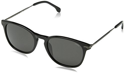 Lozza Herren BARI 4 Sonnenbrille, Schwarz (Black)