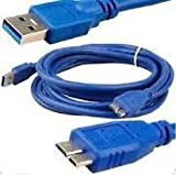 Terabyte USB 3.0 Data Cable Cord For Wd My Book Passport Essential External Hard Disk HDD