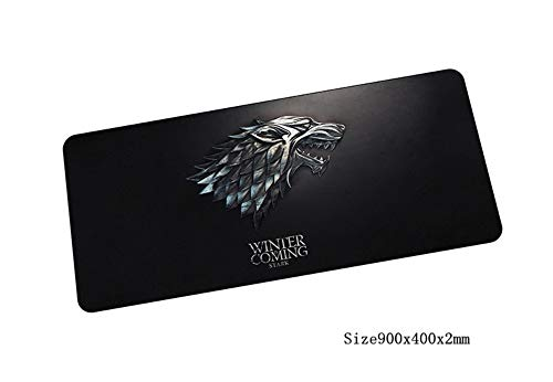 IGZNB Juego De Tronos Speed Gaming Mouse Pad |900