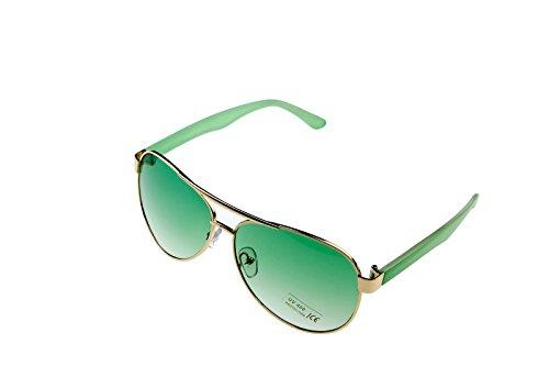 wise-glasses-sonnenbrille-retro-flash-pilotenbrille-im-aviator-look-unisex-gradient-grun