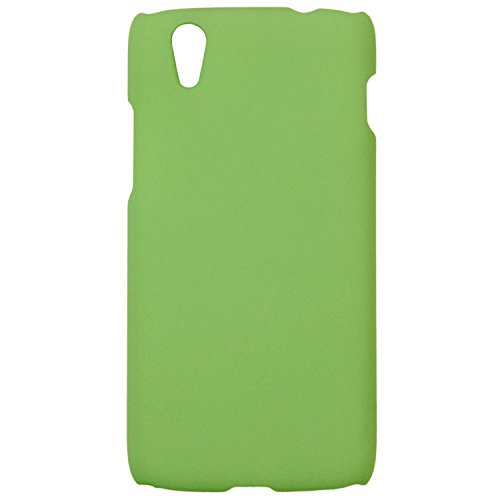 Heartly QuickSand Matte Finish Hybrid Flip Thin Hard Bumper Back Case Cover For Lenovo Vibe X S960 - Glowing Green  available at amazon for Rs.199