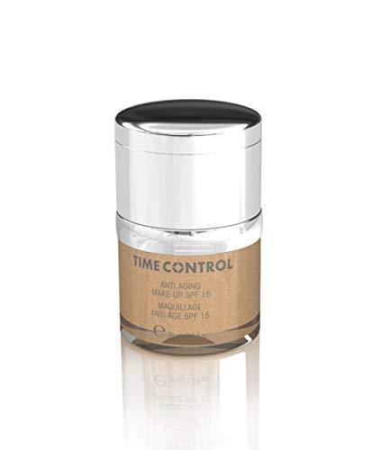 être belle Time Control System Anti Aging Concealer +Make-up SPF 15, 30 ml - verfeinert das Hautrelief und verbessert Elastizität (Nr. 02) -