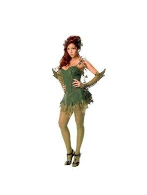 Poison Ivy Kostüm Sexy - Poison Ivy Kleid Kostüm