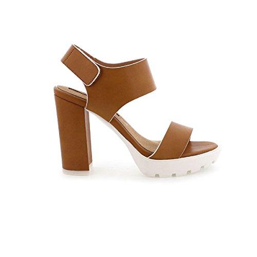 Maria Mare 66113, Chaussures Habillées Femme Buffalo cuero