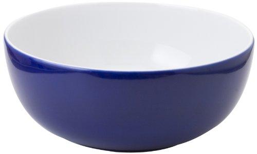 Kahla - Porcelaine pour les Sens 372903A70307A Pronto Colore Plat de Service Bleu Nuit 21 cm