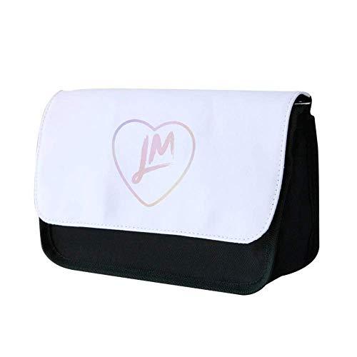 Little Mix Heart Pencil Case - Pastel - Fun Cases