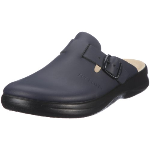 Flyflot  850043 Clogs And Mules Women  blue Blau (blu) Size: 5 (38 EU)