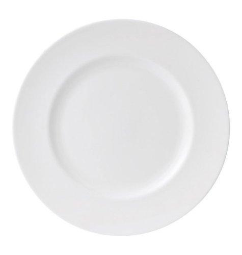 Wedgwood White Dinner Plate by WEDGWOOD Wedgwood White Dinner Plate