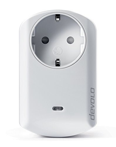 Devolo Home Control Schalt & Messsteckdose (Hausautomation per iOS/Android App, Smart Home Aktor, Z-Wave, Steckdose, Strommessfunktion) weiß - 3