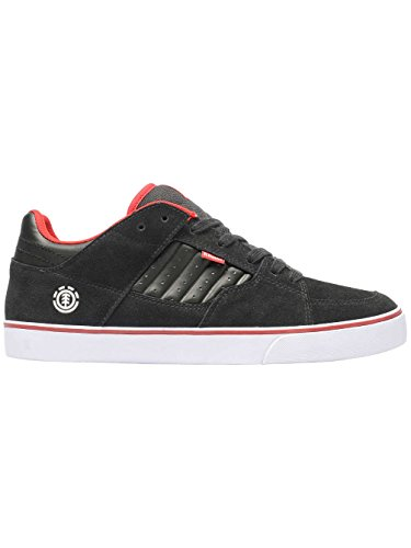 element-glt-2-scarpe-da-skateboard-uomo-nero-nero-11-eu-445