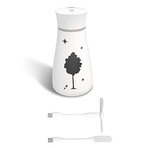 Cotini Home Silent Schlafzimmer Luftbefeuchter kleine Luft Büro Student Desktop Hochleistungs-Sprühgerät