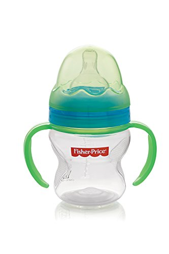Fisher-Price Ultracare 150 ml Wide Neck Baby Feeding Bottle  available at amazon for Rs.294