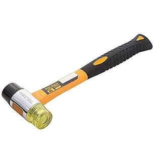 Cablematic – Mazo de goma de 2 vías de 400g de herramientas Tolsen