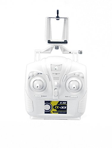 efaso CX-33W - FPV WiFi Tricopter Cheerson 2.4 GHz, 4-Kanal Tricopter mit 720p WIFI HD-Kamera, Höhenbarometer und automatischer Start- und Landefunktion - 9