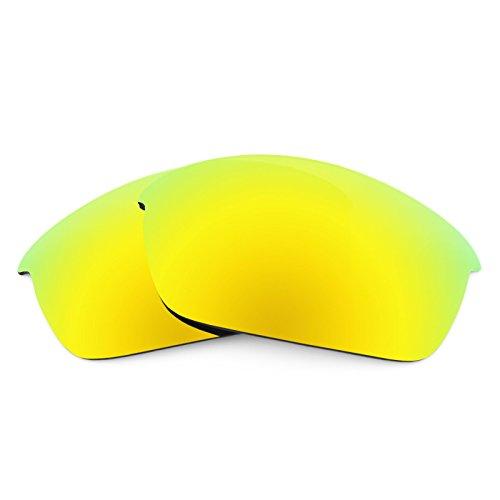 Revant Ersatzlinsen für Oakley Flak Jacket Bolt Gold MirrorShield®
